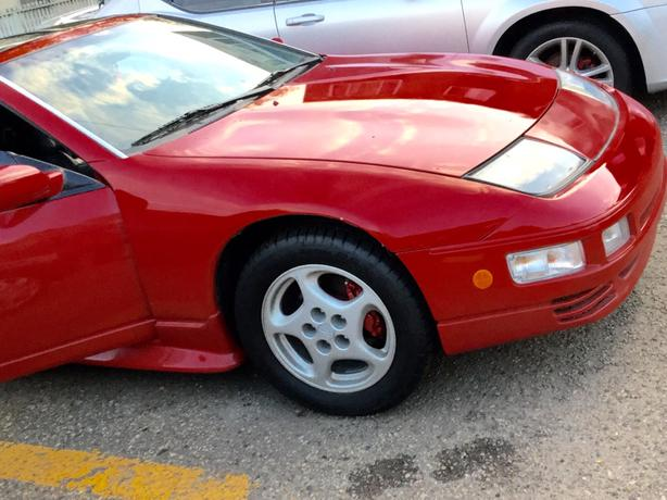 LOW KMs RARE SUPER FUN+FAST SPORTY NISSAN 300ZX TWIN TURBO MOTOR PURRS
