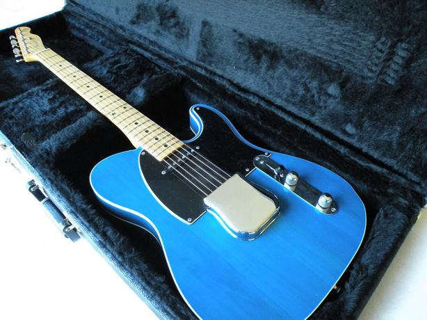 Superb 1990S Fender Cij Jerry Donahue Telecaster With Hard Case Near Mint Wiring Digital Resources Cettecompassionincorg