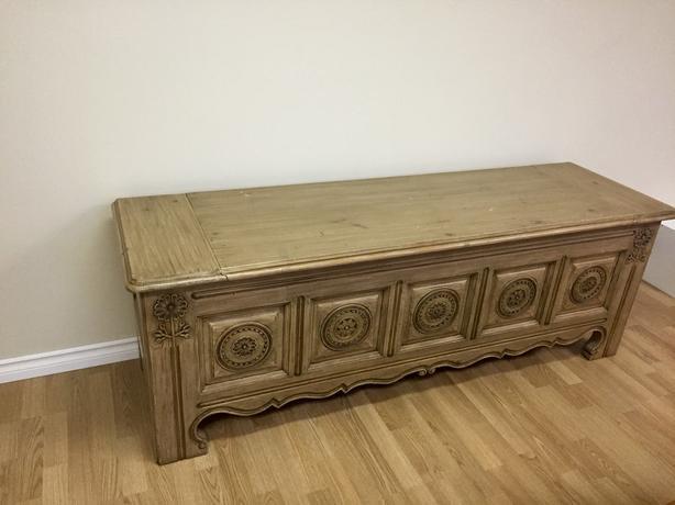 Switzer & Co. Designer Furniture - Coffer (cedar storage bench)