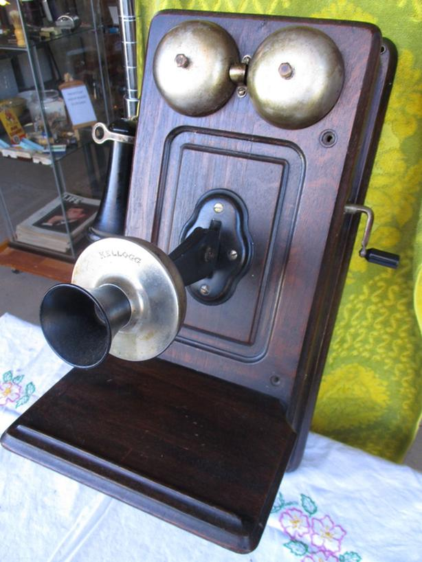 1915 FARM WALL PHONE