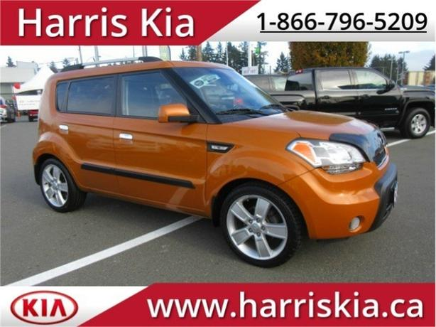 2010 Kia Soul 4U Heated Seats Blue Tooth