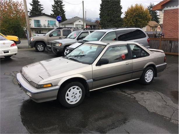 1989 Honda Accord EXI