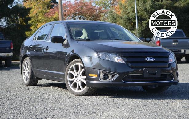 2011 Ford Fusion SEL 2.5L I4