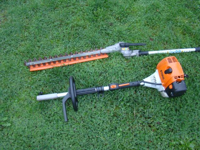 $575 · Stihl Kombi Hedge Trimmer