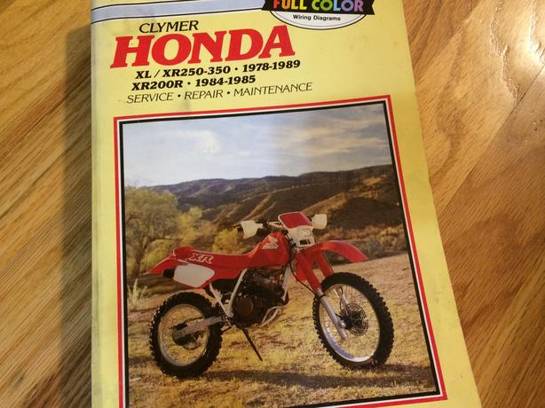 84 honda xr200 wiring diagram schematic diagram electronichonda xl250 xl350 xr250 xr350 service manual north saanich sidney rhusedvictoria 84 honda xr200 wiring