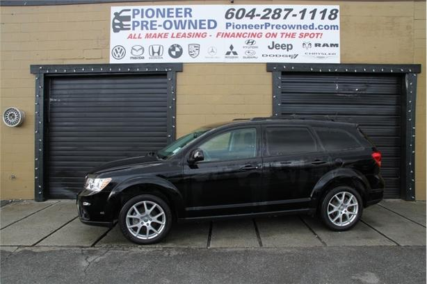 2016 Dodge Journey SXT  Loaded, DVD, back up cam. low K 17247