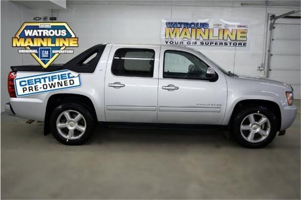 2012 Chevrolet Avalanche LT w/1SD