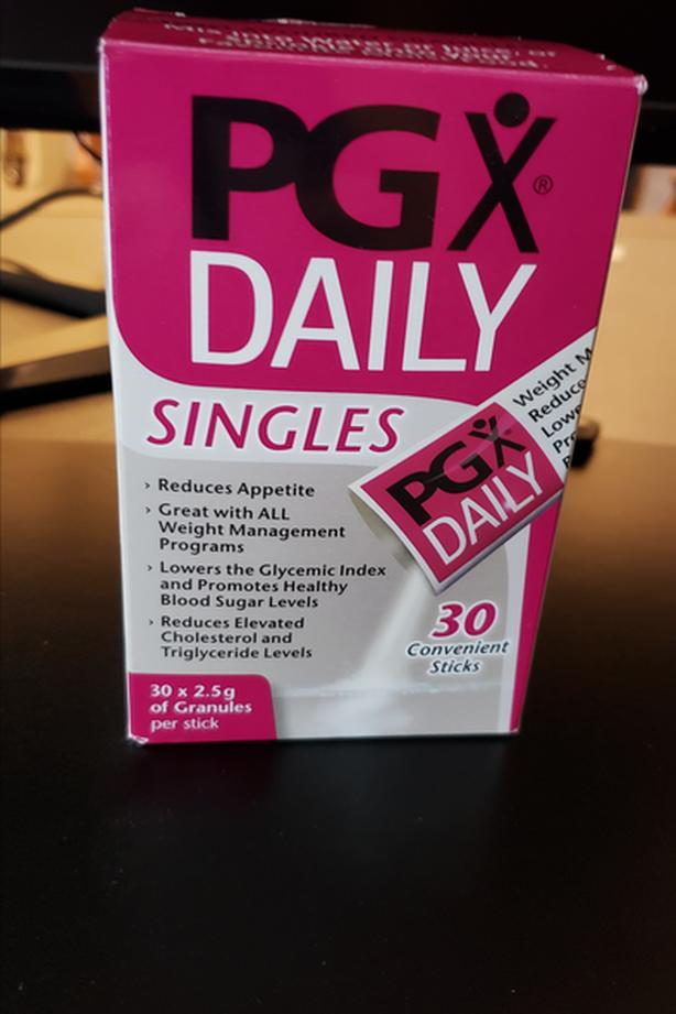 PGX Daily Singles for weight loss. Paid $30.