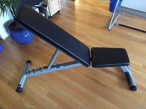 Magnificent Rolling Folding Workout Bench Victoria City Victoria Dailytribune Chair Design For Home Dailytribuneorg