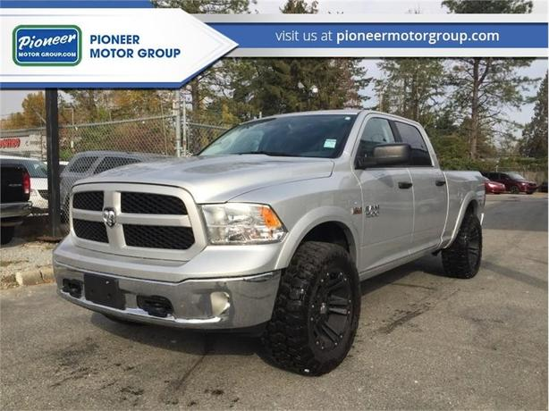 2017 Ram 1500 Outdoorsman  - Bluetooth -  SiriusXM - $260.60 B/W