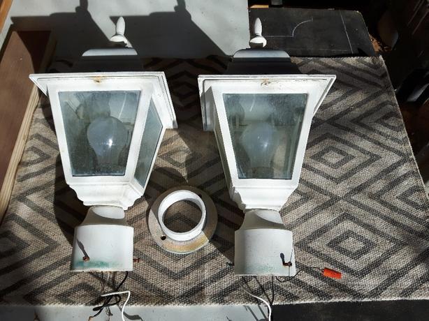 2 POST LAMPS