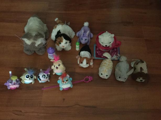 $20 · Fur real pets assorted includes dizzy dancers