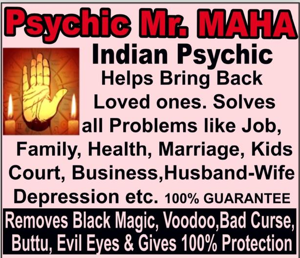 indian psychic pandit astrologer medium healer