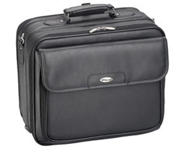 Black Multicompartment Targus laptop bag