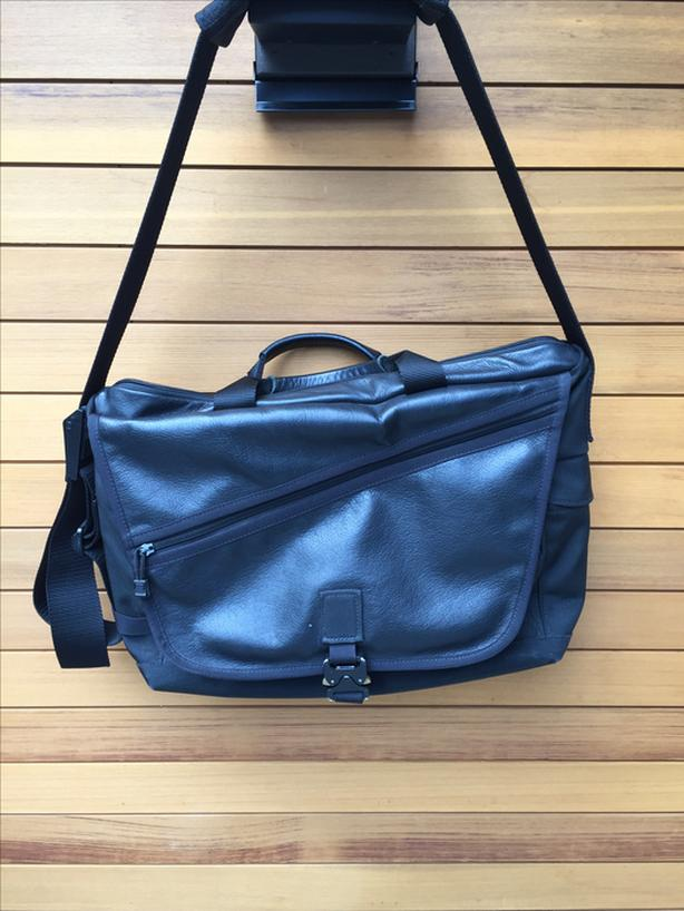 WaterField Messenger Laptop Bag