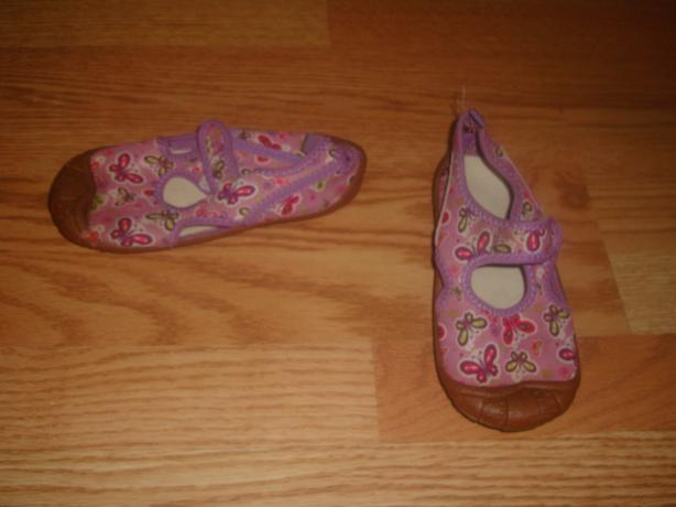 Like New Water Shoes Purple 11-12 - $4