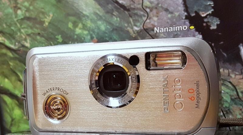 Pentax Optio WPi 6MP Waterproof Underwater Digital Camera North Nanaimo