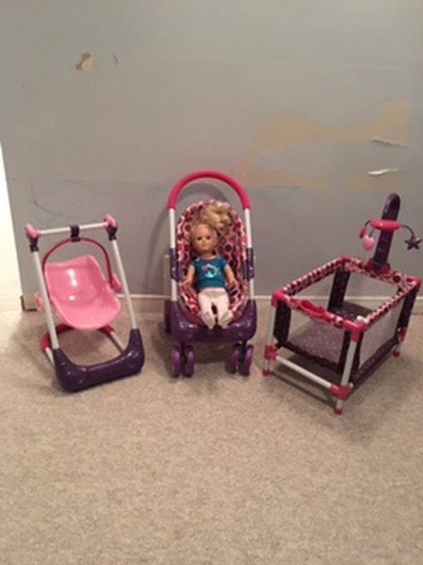 Dolly equipment