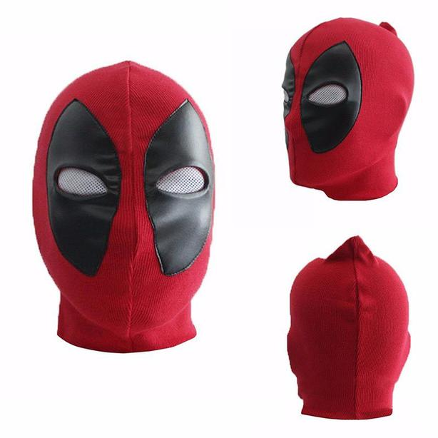 Props Deadpool Mask