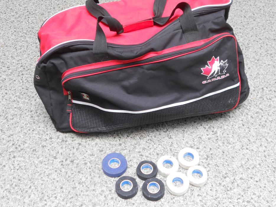 2d448a48f1d Hockey Equipment Bag Saanich