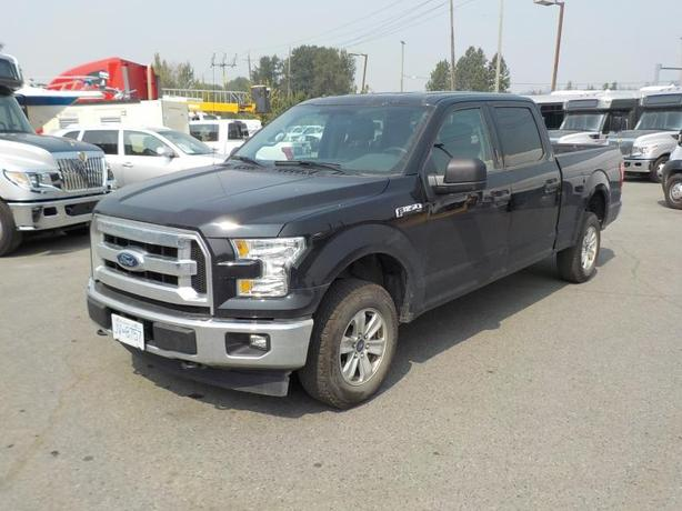 2017 Ford F-150 XLT SuperCrew 6.5-ft. Bed 4WD