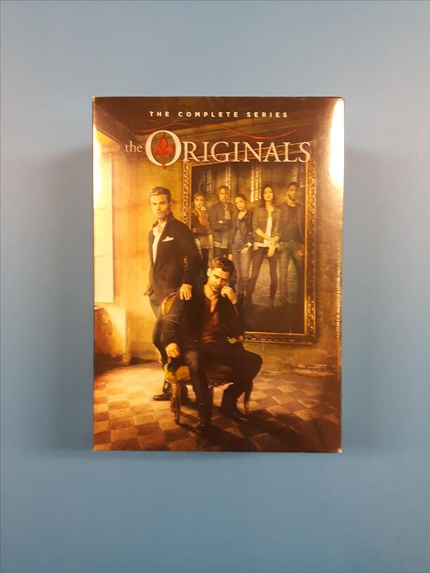 The Originals - The Complete Series on DVD