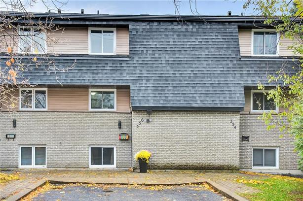 Rarely offered town-home in Vanier with upgrades and 2 parking spots