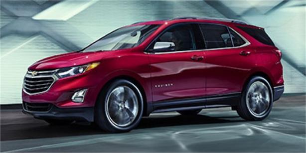 2018 Chevrolet Equinox LT AWD, Low Kms, WiFi Hotspot
