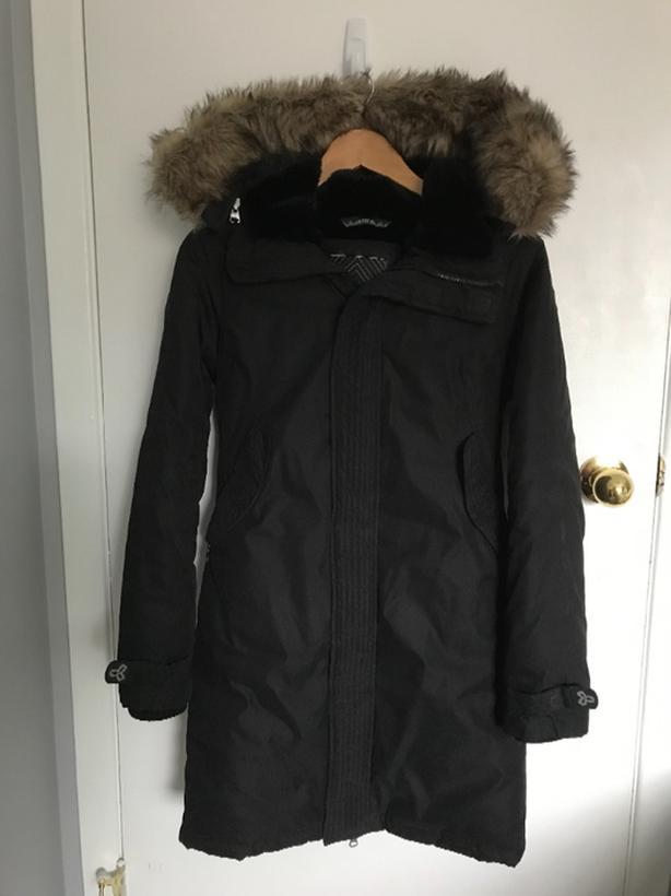 Aritzia TNA Aspen 3/4 coat - XS
