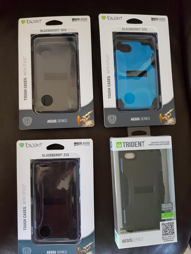Blackberry Trident phone cases