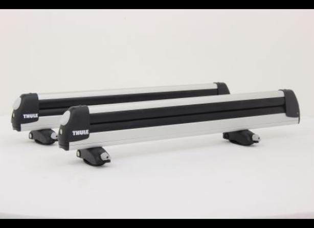 Thule 30 inch locking ski snowboard carrier