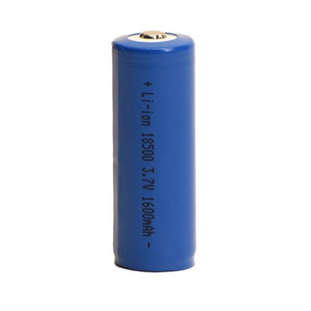 3.7v 1400mAh Capacity 18500 Battery 3.7v Li-po Rechargeable