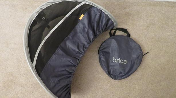 Brica Car Seat Cover