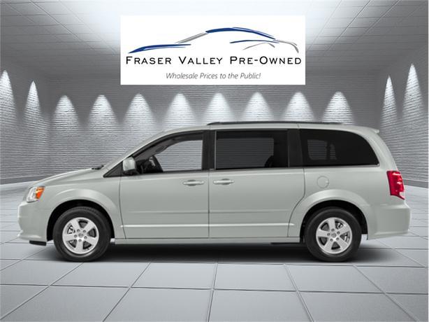 2014 Dodge Grand Caravan SXT  -  Power Windows - $110.03 B/W
