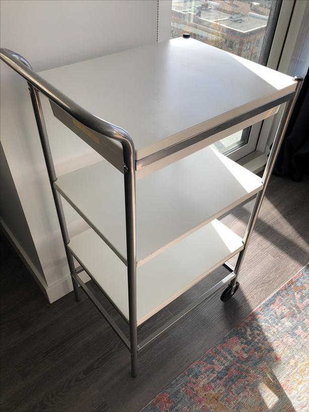 IKEA Mobile Storage Cart Victoria City, Victoria