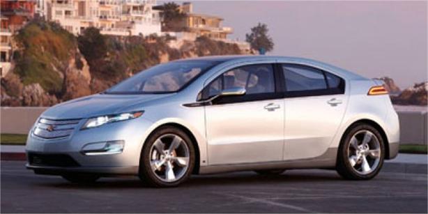 2015 Chevrolet Volt Electric/Gas Back-Up Camera WiFi Hotspot