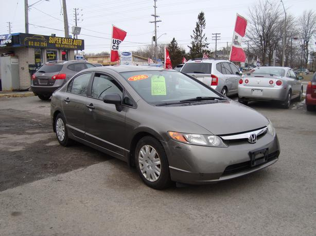2008 Honda Civic ***Gas Saver***