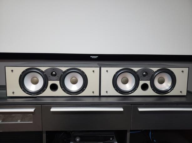 paradigm monitor series center channel