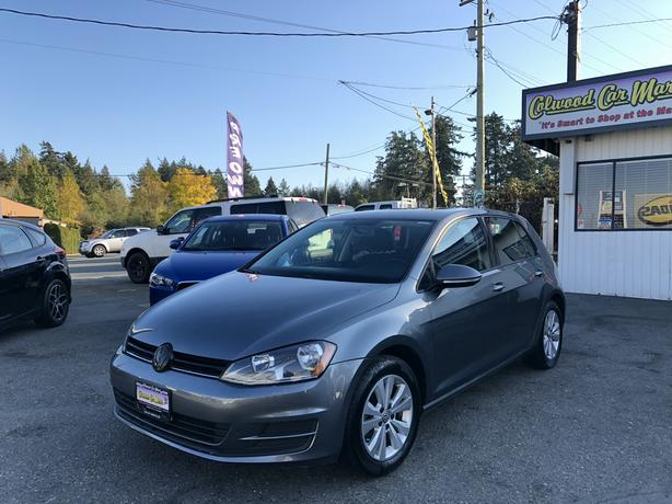 2015 Volkswagen Golf! 2 Pay Stubs, You're Approved!