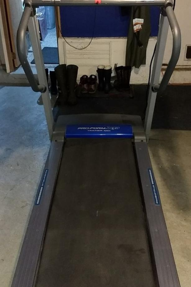 Proform XP Trainer 580 Treadmill Review