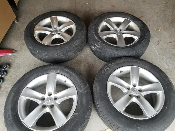 """18"""" Hyundai Rims"""