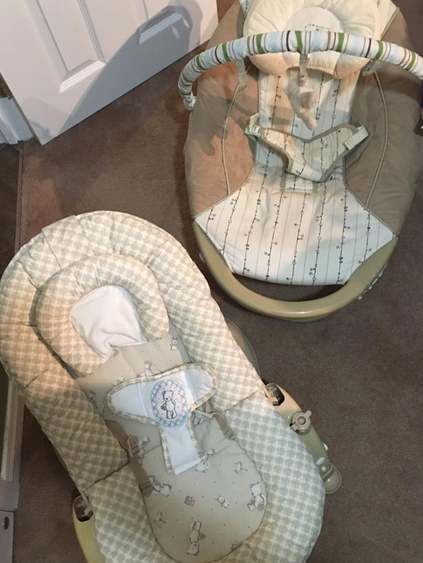 Baby loungers-recliners
