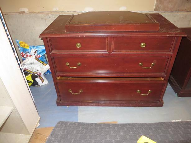 Dresser/Night Stand, Solid WOOD, Delivery avail $10. SeeVIDEO!