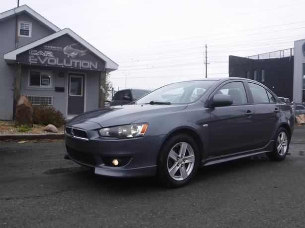 2009 Mitsubishi Lancer 96km/ROOF /LOADED ,CERTIFIED+WRTY $7990