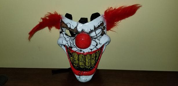 Twisted Metal Sweet Tooth Mask
