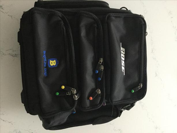 Brightline Convey B6 flight bag