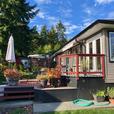 Vancouver Island, B.C.  3 bedroom, 2 bathroom Chemainus rancher.