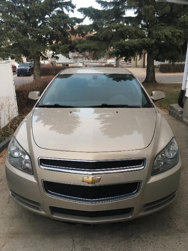 2011 Chevy Malibu For Sale >> 8 500 Chev Malibu Lt For Sale