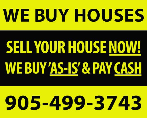 ***$ We Will Buy Your House and Pay for Everything!$***