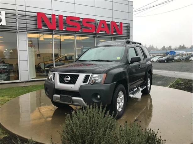 2011 Nissan Xterra 4.0